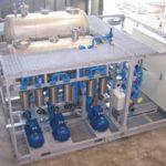 Impianti trattamento gasolio